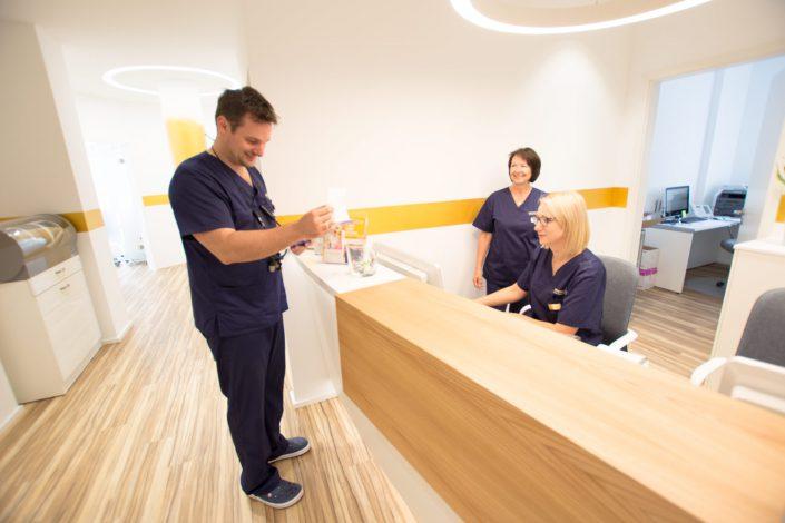 aurum dentalis - die Praxis von innen