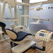 Zahnarztpraxis aurum dentalis in Wolfschlugen.
